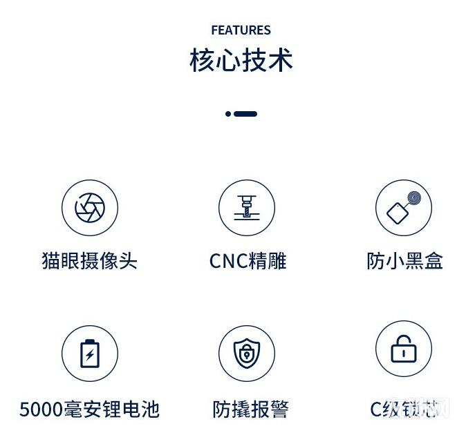 【批发】好太太(Haotaitai) V9智能指纹锁密码锁